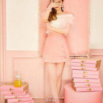 Sana 4-twice by SNSDseohyun