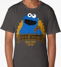 Cookie Monster Long T-Shirt