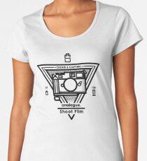 rangefinder Women's Premium T-Shirt