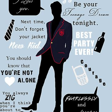 Blaine Anderson by JasperSteel
