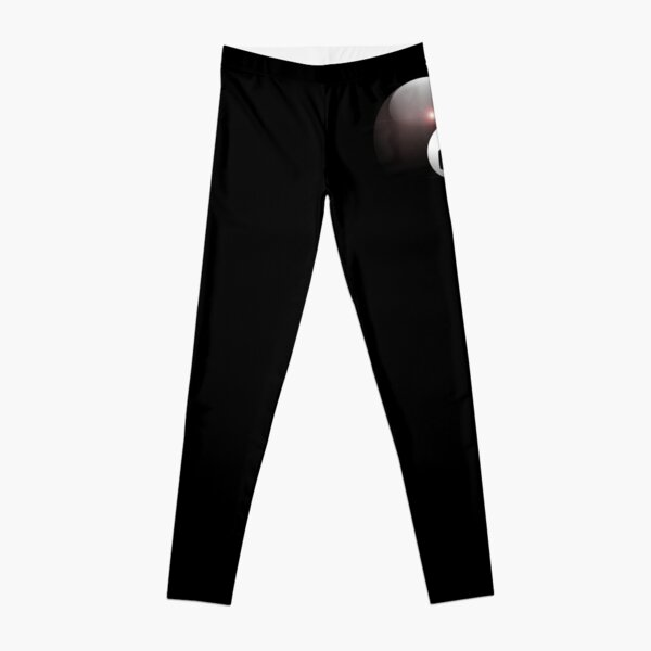 Eight Ball. Pool, Game, Sport, 8 Ball, Eight ball, The Hustler. Leggings