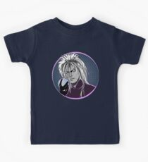 Jareth the Goblin King Kids Clothes