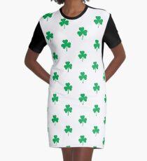 Shamrock T-Shirt Kleid