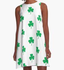 Shamrock A-Line Dress