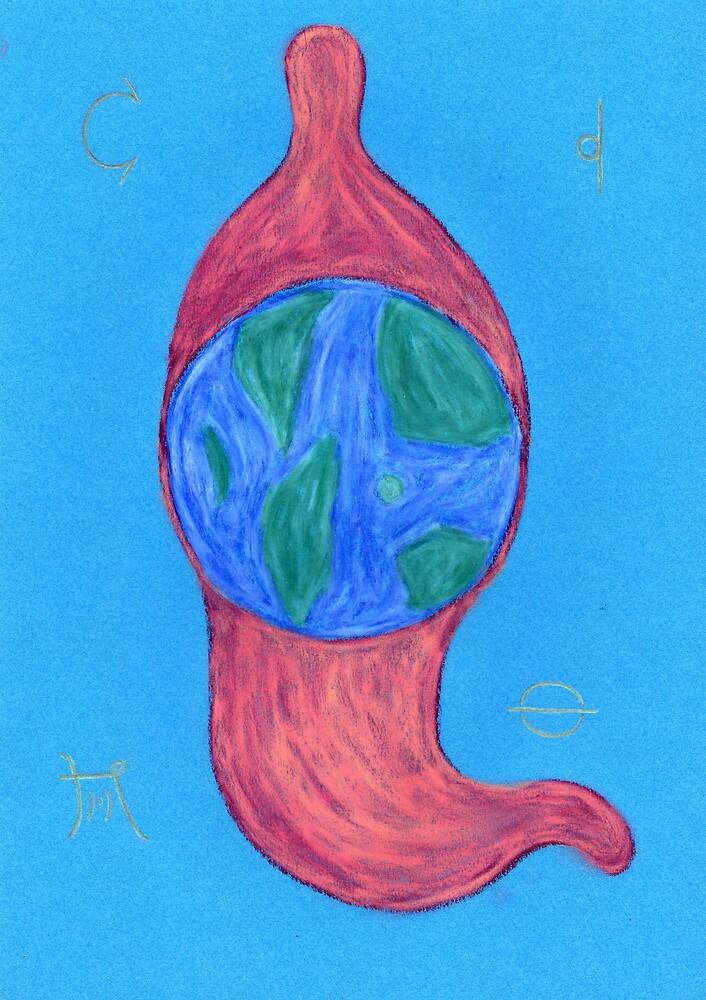Mother Earth by Helene Krog