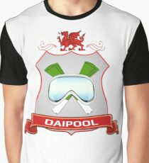 Daipool - Coat of Arms Graphic T-Shirt