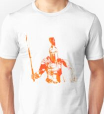 Spartan Warrior - Battleborn Unisex T-Shirt