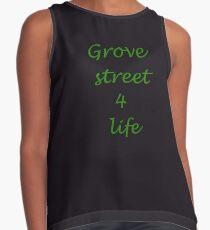 Grove street 4 life Contrast Tank