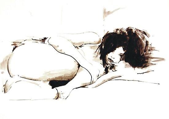 Nude II by Melissa Mailer-Yates