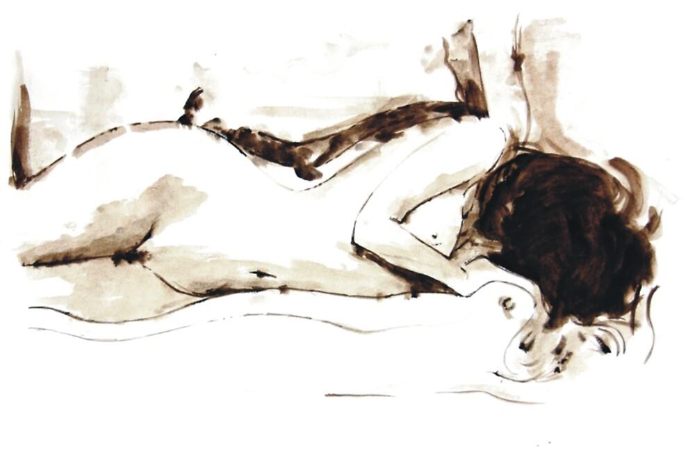 Nude I by Melissa Mailer-Yates