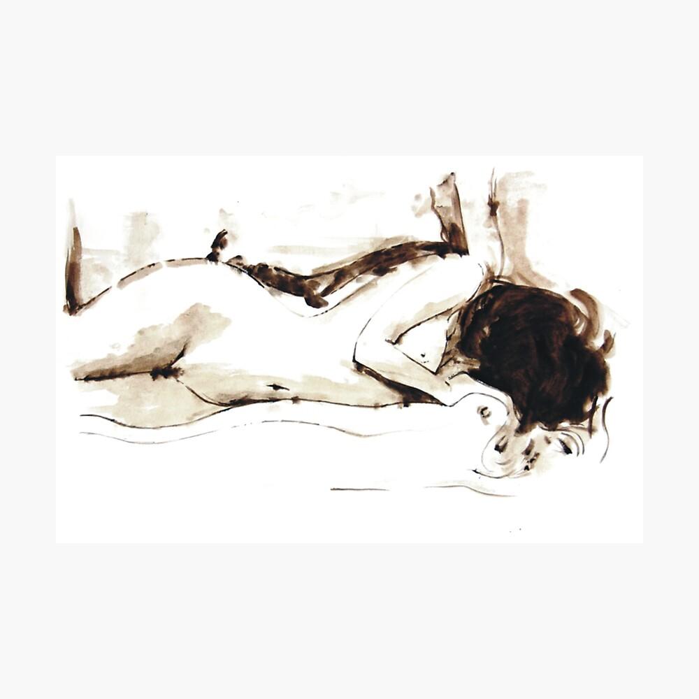 Nude I Photographic Print