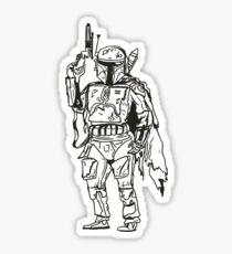 Outcast Sticker