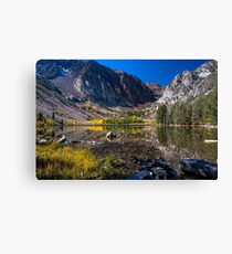Parker Lake Canvas Print
