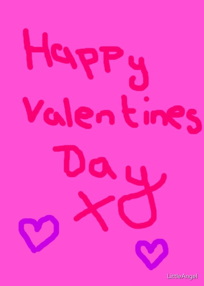 Happy Valentine by LittleAngel