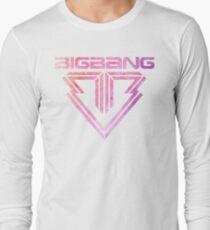 BIGBANG LOGO Long Sleeve T-Shirt