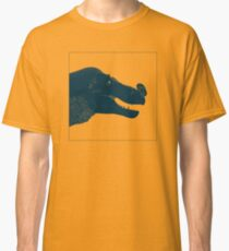 'Tyrannosaurus rex' in the Mood for Lurve Classic T-Shirt