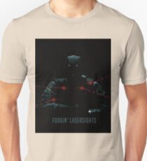 Fookin Laser sights Unisex T-Shirt