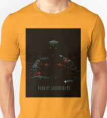 Fookin Laser sights Unisex T-Shirt
