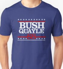 President George H W Bush Campaign 1988 T-Shirt