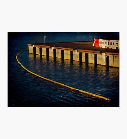 Dockland 1 Photographic Print