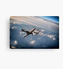 Hurricane Squadron Canvas Print