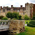 Hever Castle England by John Wallace
