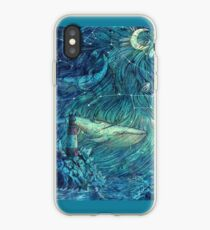 Moonlit Sea iPhone Case