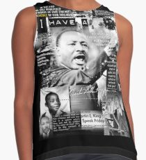 martin luther king jr Contrast Tank