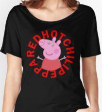 Camiseta ancha para mujer Red Hot Chili Peppa