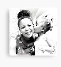XXX for Mum Canvas Print