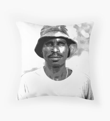 Martin  Throw Pillow