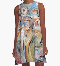 New Life A-Line Dress