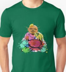 Watercolor buddha. T-Shirt