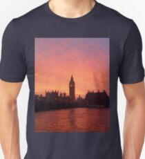 Big Ben - London, United Kingdom Unisex T-Shirt