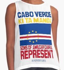 Cabo Verde ki ta manda Contrast Tank