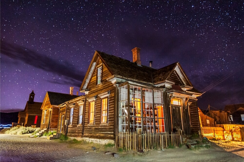 Night at the Cain House by Cat Connor