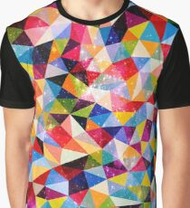 Space Shapes Graphic T-Shirt