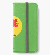 Kinshasa, Zaire, represent iPhone Wallet/Case/Skin