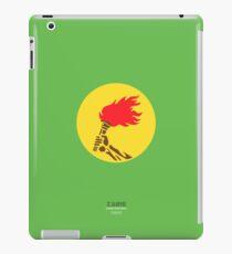 Kinshasa, Zaire, represent iPad Case/Skin