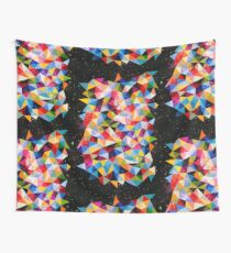 Space Shapes Wall Tapestry