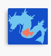 The Sea Dragon Canvas Print