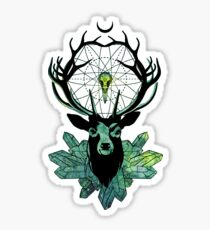 Crystal DreamCatcher Sticker