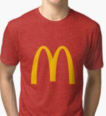 Mcdonalds Tri-blend T-Shirt