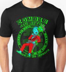 BJJ T Shirt Zombie Jiu Jitsu Unisex T-Shirt