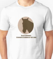Thoroughbred of Sin T-Shirt