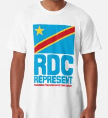 RDC represent Long T-Shirt
