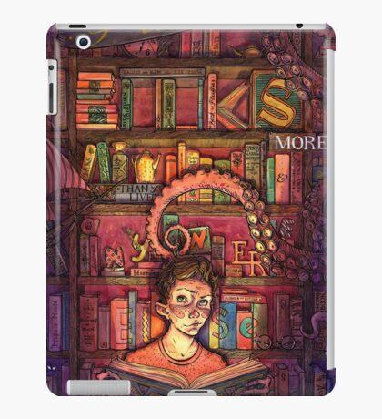 Book Boy iPad Case/Skin
