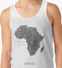 Africa is my DNA Tank Top