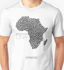 Africa is my DNA Unisex T-Shirt