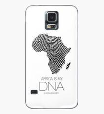 Africa is my DNA Case/Skin for Samsung Galaxy